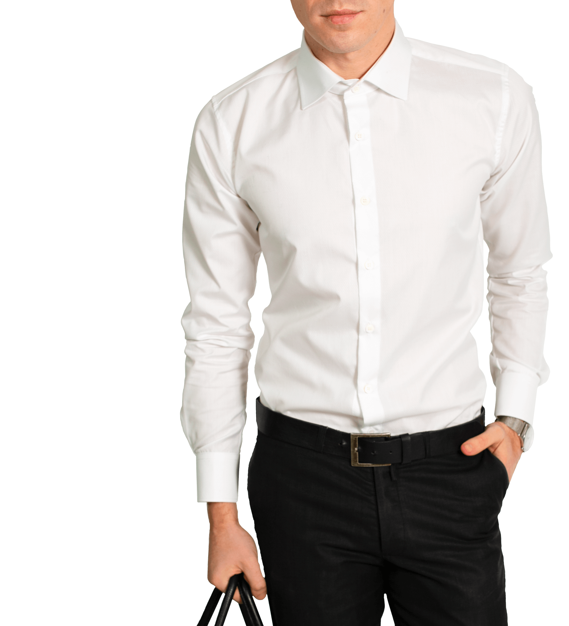 White Shirt Boss